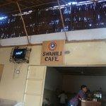 Swahili café