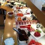 Restauration en buffets