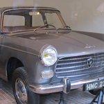 One of Ho Chi Minh's many cars
