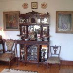 Killyon Guesthouse antique furniture