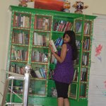 Janu at the Books-room.