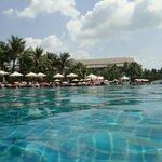 Very large pool