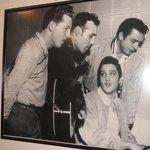 The Killer, Carl Perkins, The King, Johnny Cash