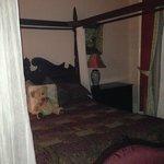 Honeymoon Suite Bed