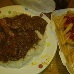 Chicken Curry (Takeaway)