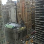 Daytime view of 6th avenue from my room