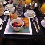 inclusive breakfast