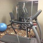 Gym nul comme dans la plupart des hôtels