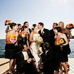 Wedding on Pier
