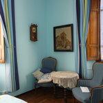 Camera turchese