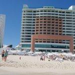 the Beach Palace