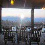 Вид на Hudson Valley