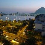 Vista da Lagoa rodrigo de Freitas - Rio de Janeiro