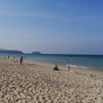 Чудеснейший пляж