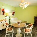 El Carmen Exclusive salón-cocina