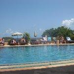 Og her den store pool