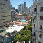 Hotel ibis budget Rio de Janeiro Centro - Vista do apartamento