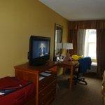 Photo de Holiday Inn Express Hurricane Mills (Waverly)