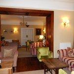 The wonderful lounge