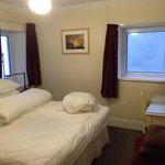 Bedroom with excellent linen