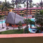 View from our room