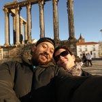 Templo Romano em homenagem a Diana
