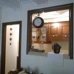 Deliziosa sala colazione/ sala comune