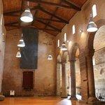 Catedral visigoda (interior)