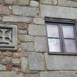 Detalle de una fachada