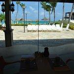 Desde restaurante Corals (dónde se desayuna)