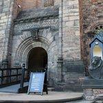 Scottish War Memorial - front view