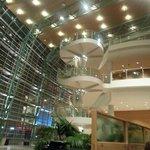 Glass Atrium of the Schuster Center