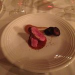 Duck dish with sweet potatoes