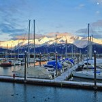 Great view from Chinooks Waterfront