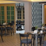 Hotel Plaza Revolucion - Breakfast area
