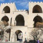 Valencia City Gate