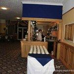 bar in ball room