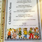 Children's Menu (2-3-14)