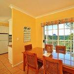 Australian cottage 1st floor interiors-lounge\kitchen\dining