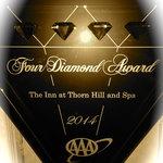 2014 Four Diamond AAA Award