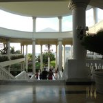 view from main lobby