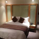 The executive room - not bad in terms of space