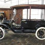 1920's series vehicle