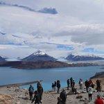 Mirador do Glaciar Upsala
