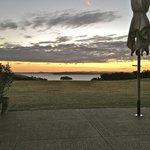Motukaha Island and Auckland City in the distance