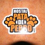 Logo del Hostal