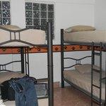 Habitaciones cómodas y limpias