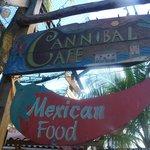 Cannibal Cafe 1/1/2014 imup.com