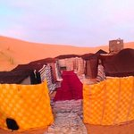 Traditional Berber Camp - Erg Chebbi