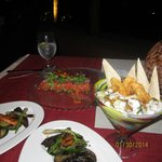 Arrecifes! Elegant, yet relaxed! Great service, outstanding food!